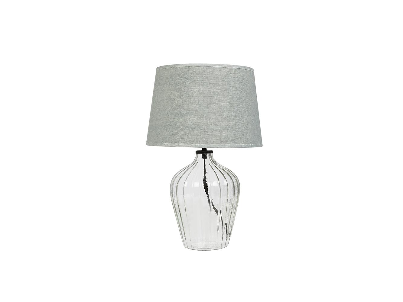 Interesting table lamp Flute 46 cm