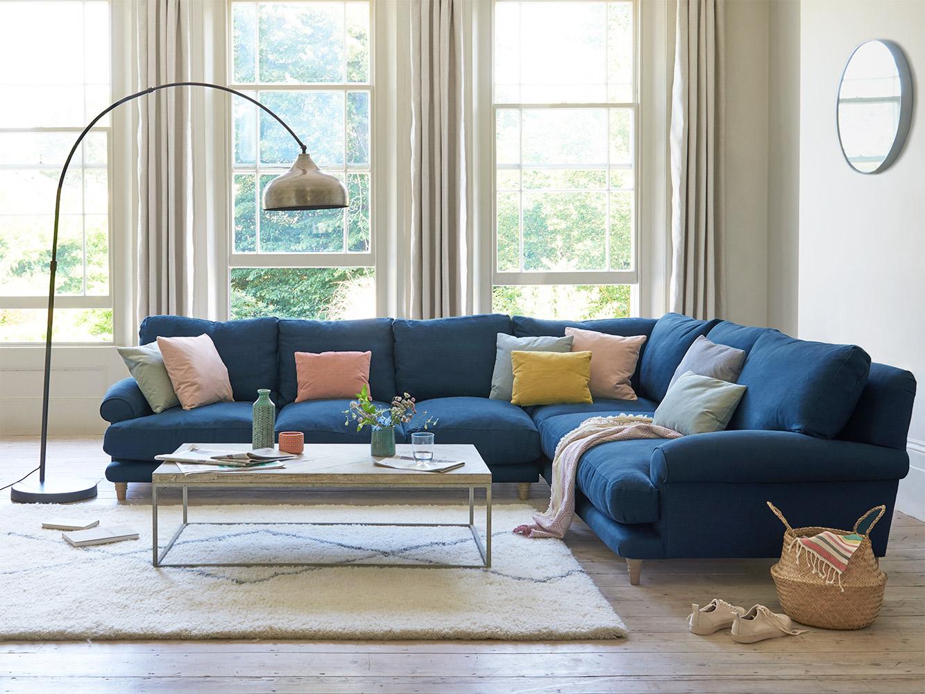 Slowcoach Corner Sofa