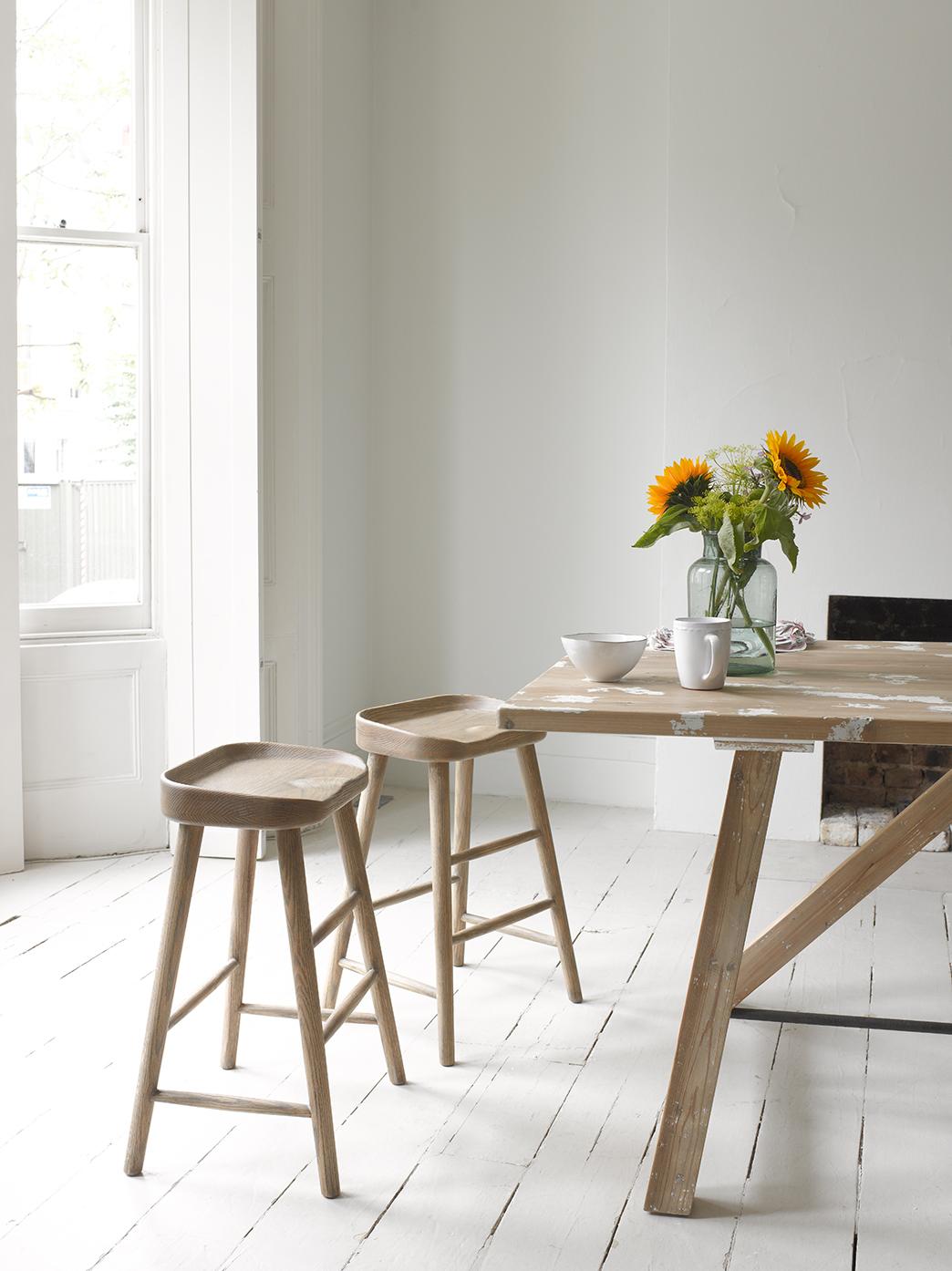 Pair of Bumble stools