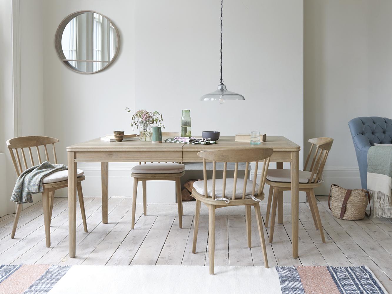Jigsaw Extendable Kitchen Table