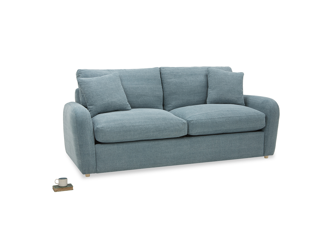 Easy Squeeze Sofa Bed Comfy Double