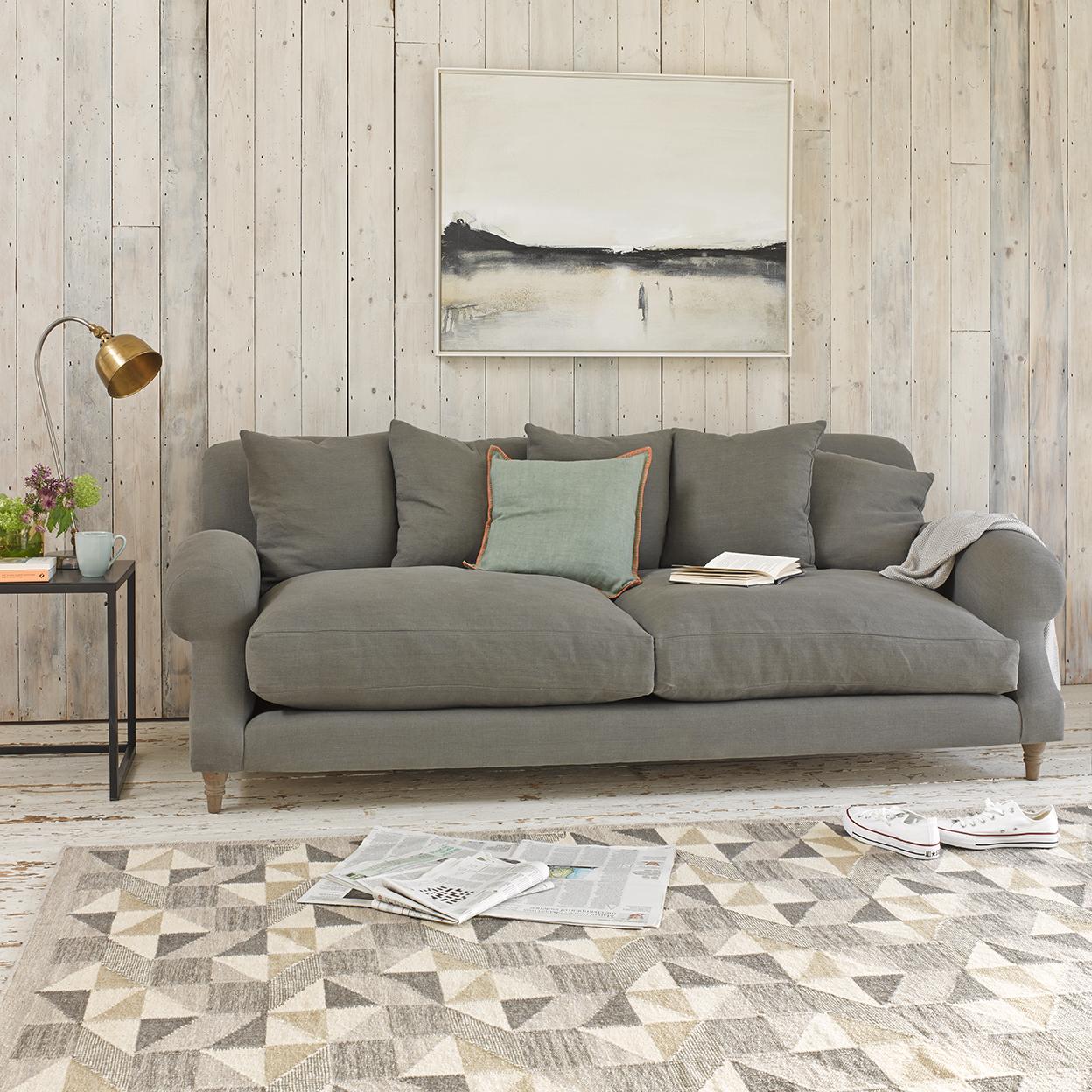 Crumpet Sofa Extra Deep Classic