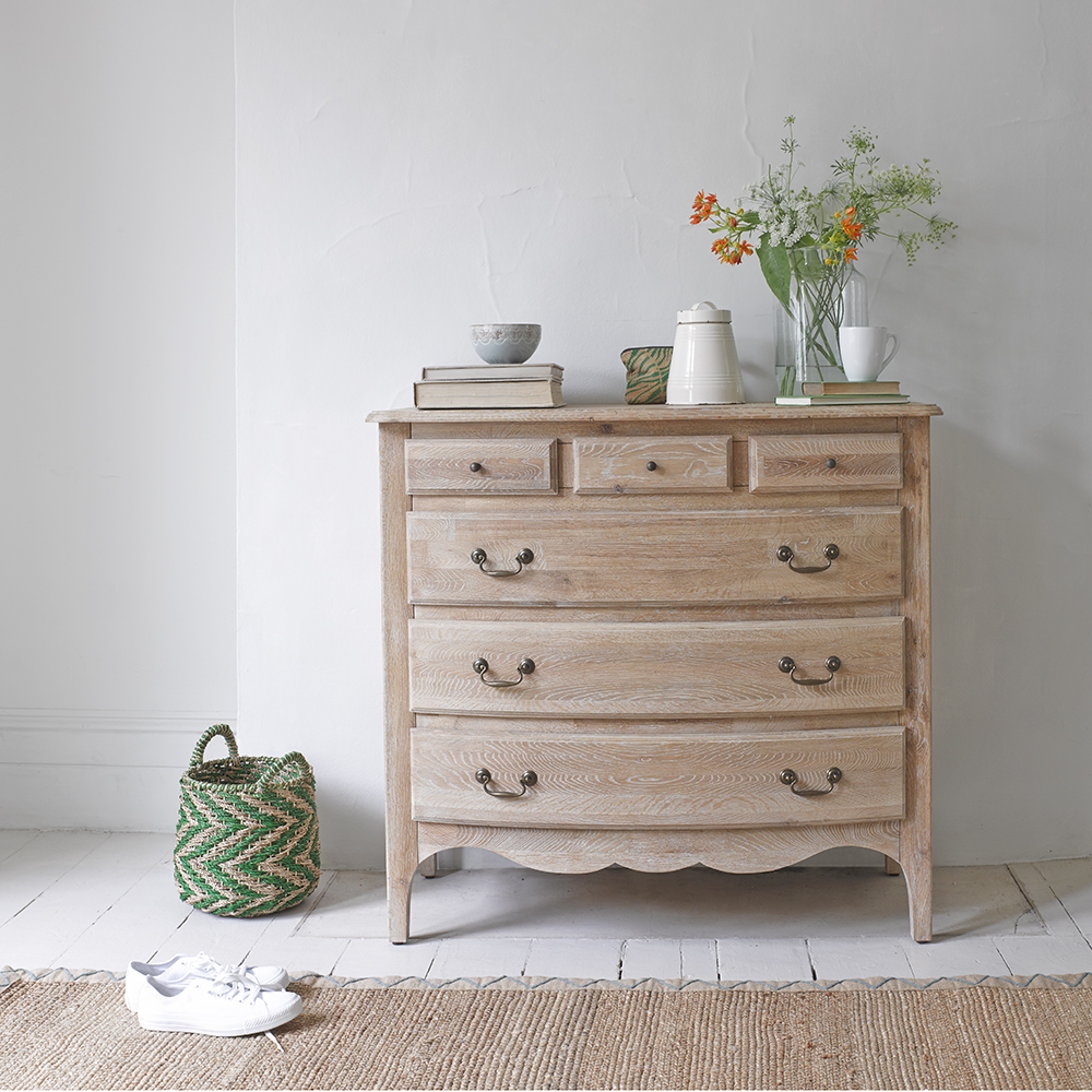 Vintage Style Chest Of Drawers Audrie Loaf