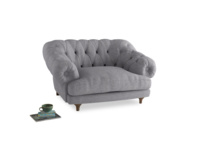 Bagsie Love Seat in Storm cotton mix
