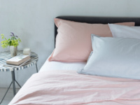 Beautiful Lazy Cotton bed linen