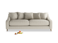 Classic British made and seriously comfy Oscar sofa