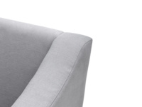 Oscar classic luxury British sofa with lovely curve details