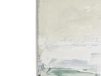 Cargo art framed canvas print by Ben Lowe