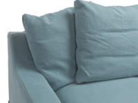 Stylish comfortable Cloud snuggler sofa and love seat