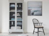 Free standing Flummey storage cabinet