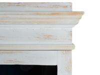 Flummery wooden glass free stand dresser