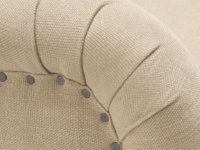 Deep comfy luxury Brtish made Pavlova armchair
