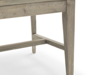 Comfortable pretty Chinwag Beached reclaimed dining chair