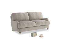 Small Jonesy Sofa in Birch wool