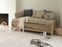 Handmade linen large stylish Bolster cushions