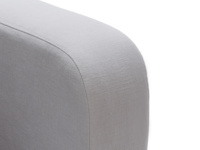 British made luxury Oscar L shaped Chaise sofa