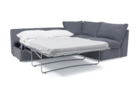 Comfy Chatnap corner sofa bed with storage space