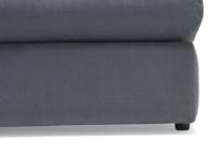 Space saving armless Chatnap modular sofa single seat unit with storage space