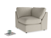 Chatnap sofa and modular corner section