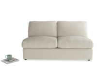 Sectional Chatnap comfy armless sofa with storage space