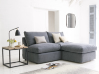 Chatnap modular double sofa with handy storage space