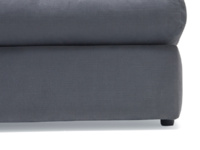 Modular Chatnap double sofa bed with no arms for small spaces