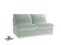 Chatnap Sofa Bed in Mint clever velvet