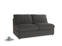 Chatnap Storage Sofa in Old Charcoal brushed cotton