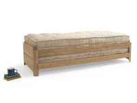 Handmade comfy trundle Two Pack day bed