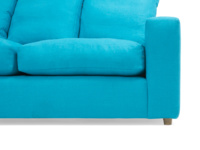 Cloud luxury deep modern contemporary corner sofa