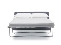 Chatnap armless modular double sofa bed
