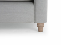 Weekender fabric armchair