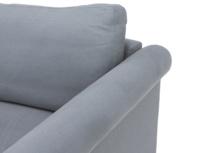 Weekender comfy high arm sofa