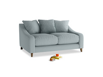 Small Oscar Sofa in Quail's egg clever linen