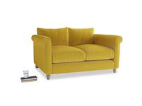 Small Weekender Sofa in Bumblebee clever velvet