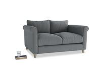 Small Weekender Sofa in Dusk vintage linen