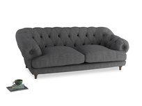 Large Bagsie Sofa in Strong grey clever woolly fabric