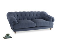 Large Bagsie Sofa in Breton blue clever cotton