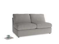 Chatnap Sofa Bed in Marl grey clever woolly fabric