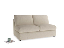 Chatnap Sofa Bed in Flagstone clever woolly fabric