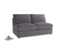 Chatnap Storage Sofa in Graphite grey clever cotton