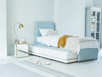 Friends trundle guest bed
