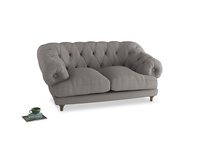 Small Bagsie Sofa in Safe grey clever linen