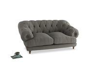 Small Bagsie Sofa in Monsoon grey clever cotton