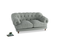 Small Bagsie Sofa in Eggshell grey clever cotton
