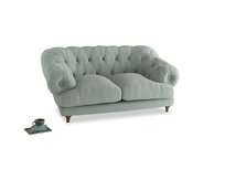 Small Bagsie Sofa in Sea surf clever cotton