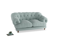 Small Bagsie Sofa in Gull's Egg Brushed Cotton