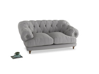 Small Bagsie Sofa in Flint brushed cotton