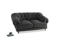 Small Bagsie Sofa in Shadow Grey wool