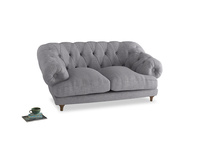 Small Bagsie Sofa in Storm cotton mix